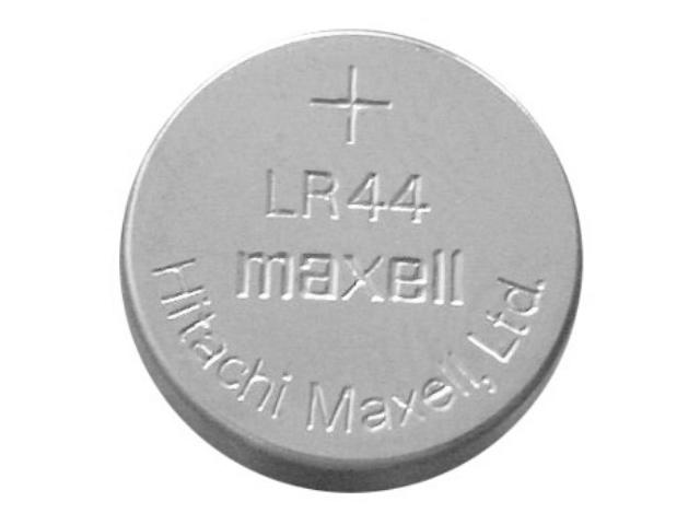 Батарейка Maxell G13 LR44 357A 1.5V (1шт) 14066R009