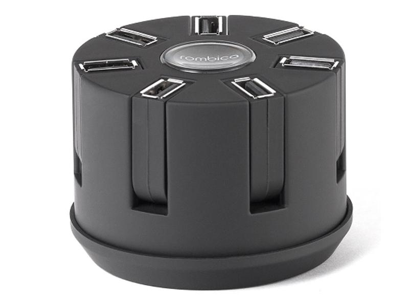 Зарядное устройство Rombica Auto MC07 7xUSB 5В 2.1A AMC-00070