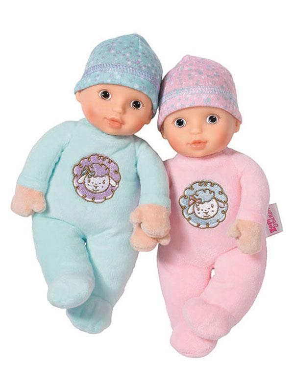 Кукла Zapf Creation Baby Annabell for Babies, 22 см, 702-437