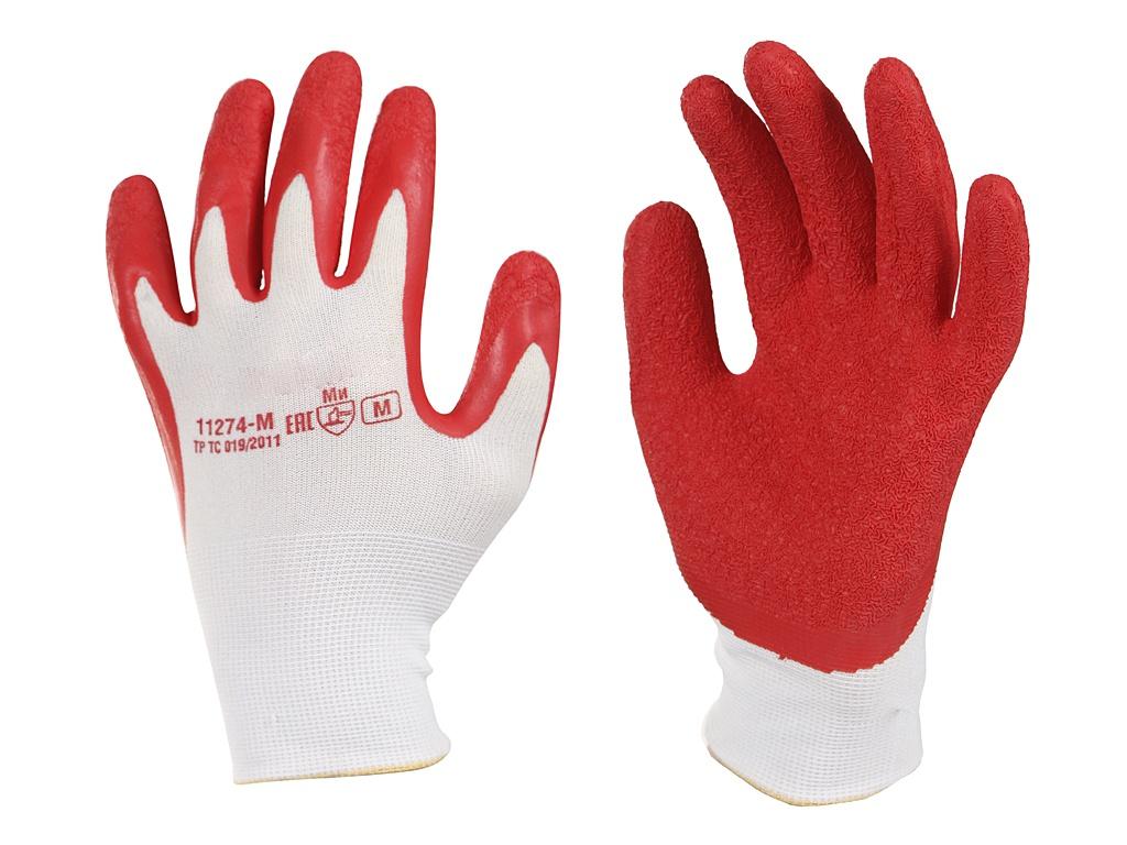 Перчатки Зубр Мастер размер M 11274-M