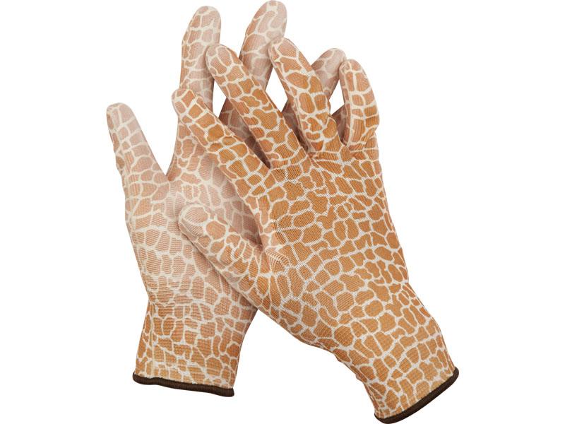 Перчатки Grinda 11292-M Brown