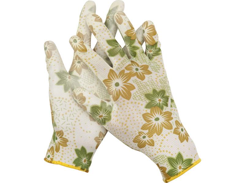 Перчатки Grinda размер L 11293-L White-Green