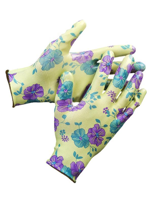 Перчатки Grinda 11295-S Green