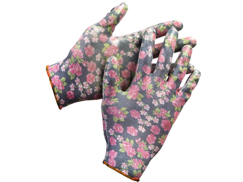 Перчатки Grinda 11297-XL Black