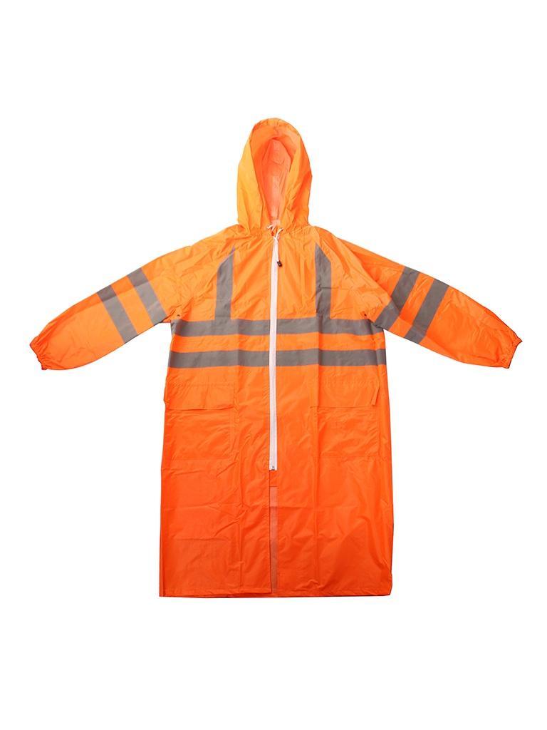 Плащ-дождевик Зубр Профессионал р.56-58 Orange 11617-56