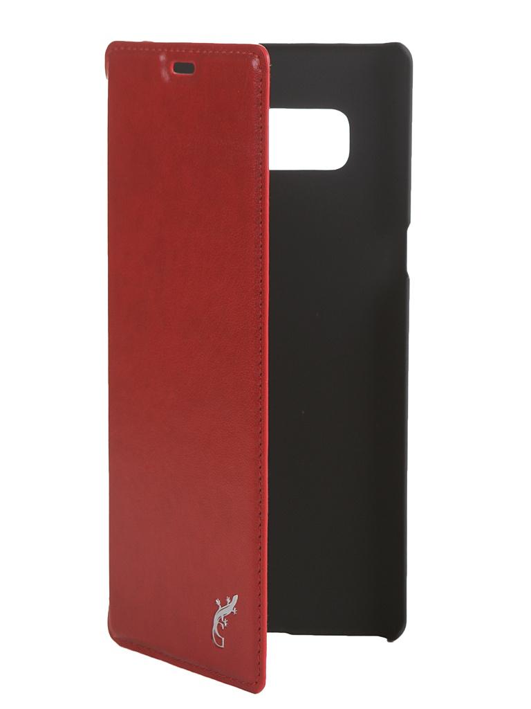Чехол G-Case для Samsung Galaxy Note 8 Slim Premium Red GG-1209 чехол g case для samsung galaxy tab s6 10 5 sm t860 sm t865 slim premium black gg 1166