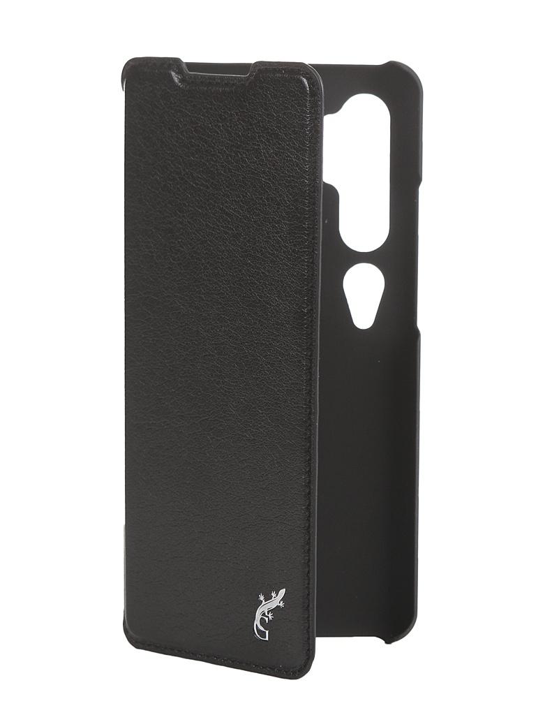 Чехол G-Case для Xiaomi Mi Note 10 / Pro CC9 Slim Premium Black GG-1216