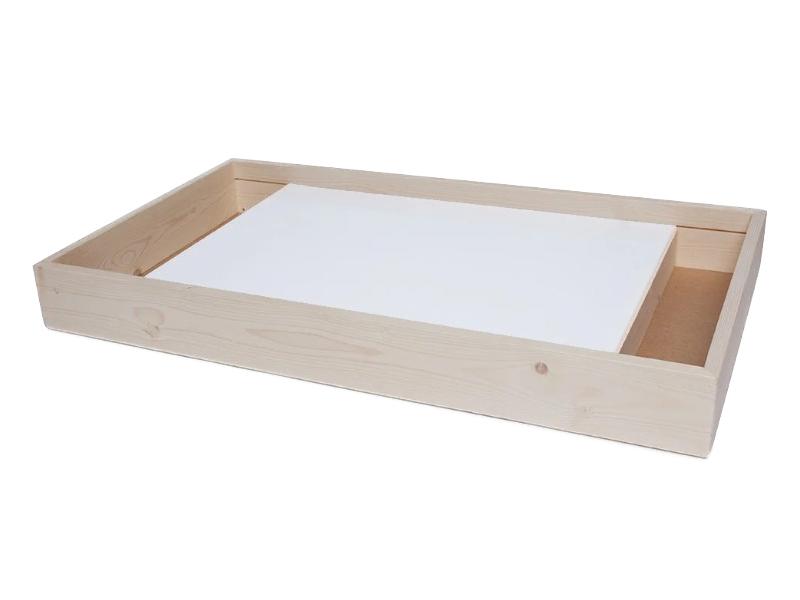 Планшет для рисования песком SandStol 40x50cm с двумя отсеками П9