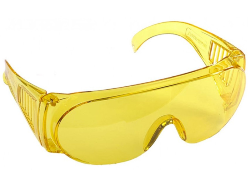 Очки защитные Stayer Standard Yellow 11042