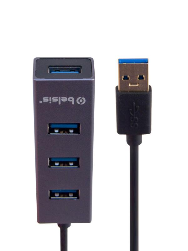 Фото - Аксессуар Belsis USB 3.0 - USB 3.0 0.15m Black BW8908 аксессуар belsis usb 2 0 type c 1 8m black bw1439