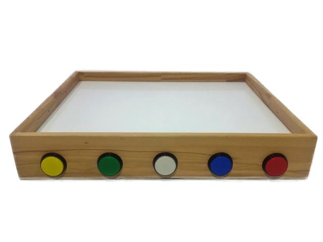 Планшет для песочной анимации с кнопками переключения SandStol 63x70cm ПКС планшет
