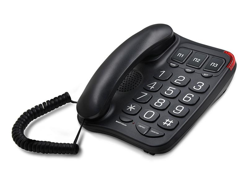 Телефон teXet TX-214