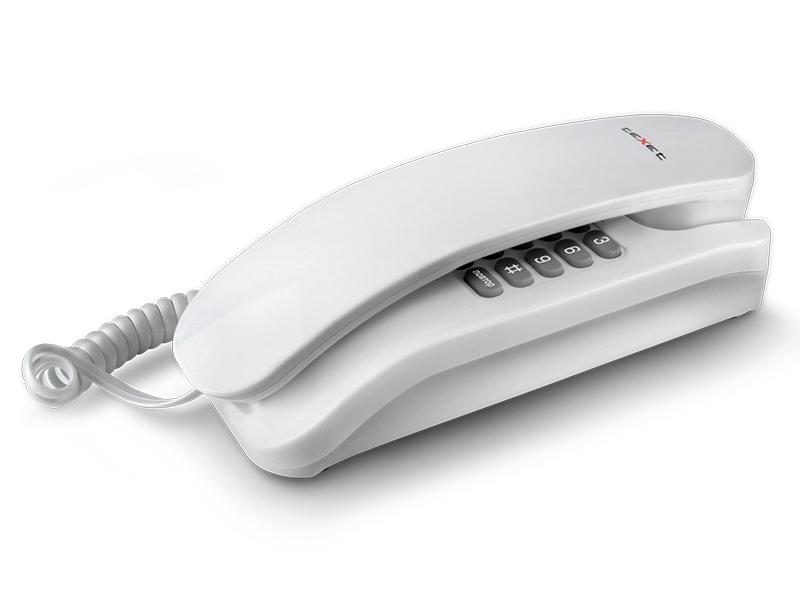 Телефон teXet TX-215 White