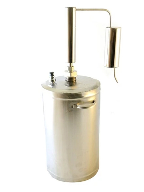 Фото - Дистиллятор Первач Премиум-Классик 16 домашний 16л дистиллятор первач премиум классик 16 домашний 16л