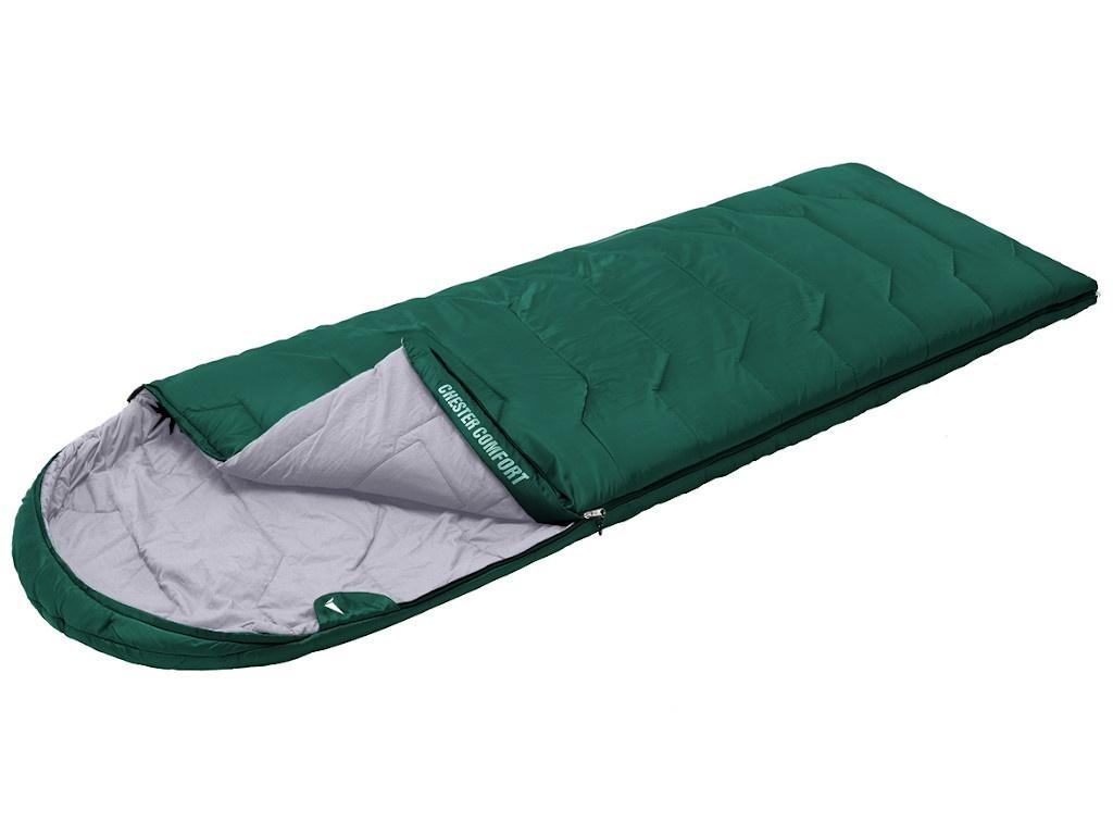 Cпальный мешок Trek Planet Chester Comfort 70392-R спальник trek planet traveller comfort 70383 r
