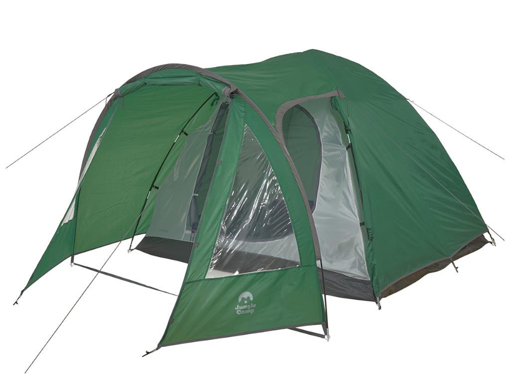 Палатка Jungle Camp Texas 4 зеленый