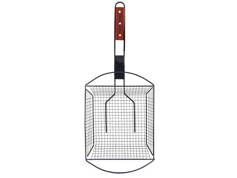 Решетка для барбекю Пикничок Калифорнийская 260x240x65mm 401-026 — 401-026
