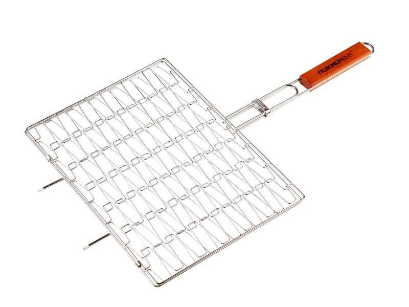 Решетка для барбекю Пикничок Техасская 400x300mm 401-733 — 401-733