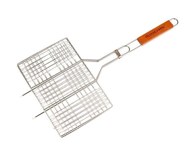 Решетка для барбекю Пикничок Альпийская 330x220mm 401-366 — 401-366
