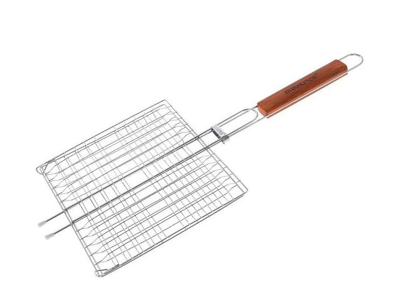 Решетка для барбекю Пикничок Альпийская 265x240mm 401-770 — 401-770