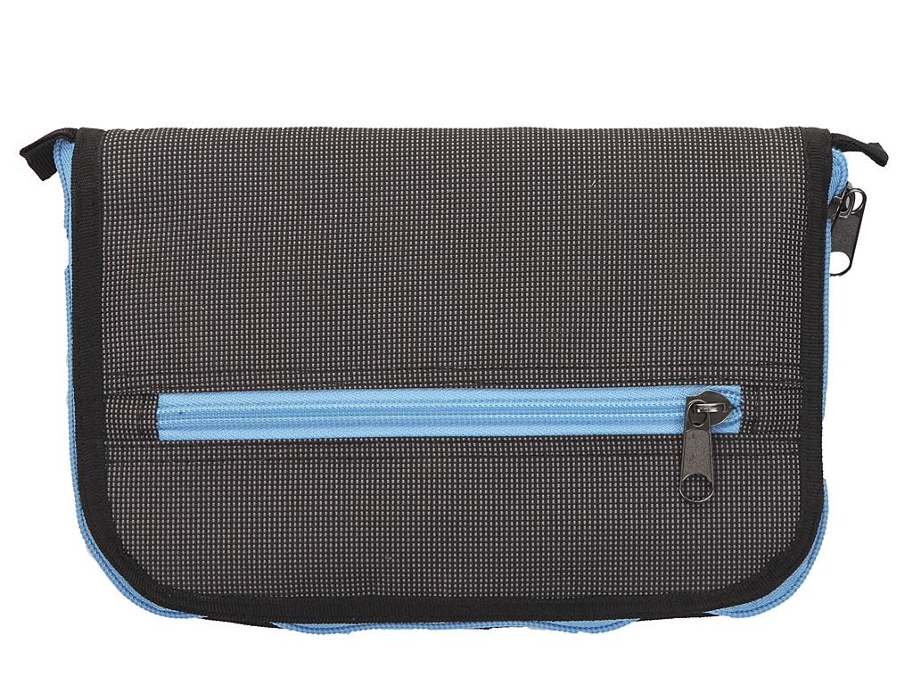 Чехол Skatebox Плюс для электросамоката Light Blue Polygon st16p-98