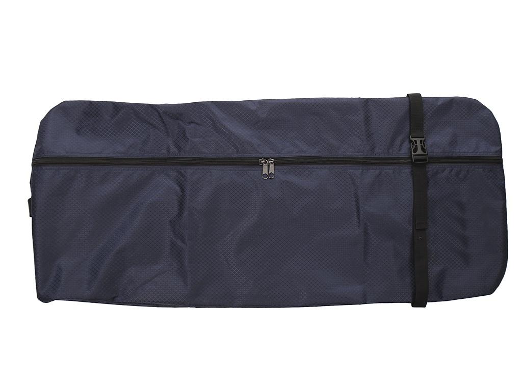 Чехол Skatebox 90см для самоката Blue-Black st2-blue-black