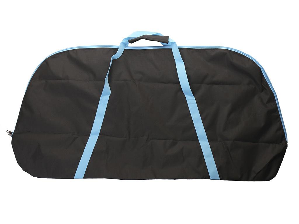 Чехол Skatebox для электросамоката Xiaomi Квадро Black-Blue st17p-118-blue