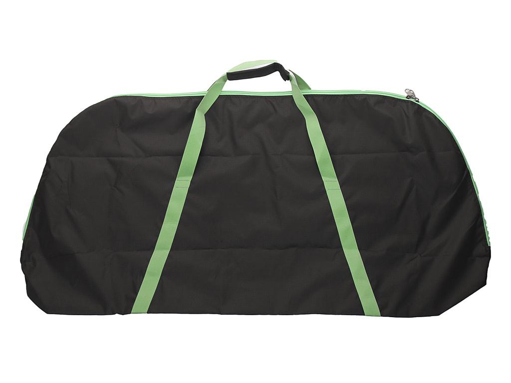 Чехол Skatebox для электросамоката Xiaomi Квадро Black-Green st17p-118-green