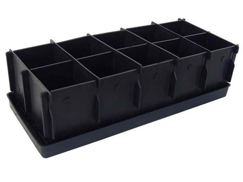 Ящик для рассады ХозЛидер Со съемными секциями