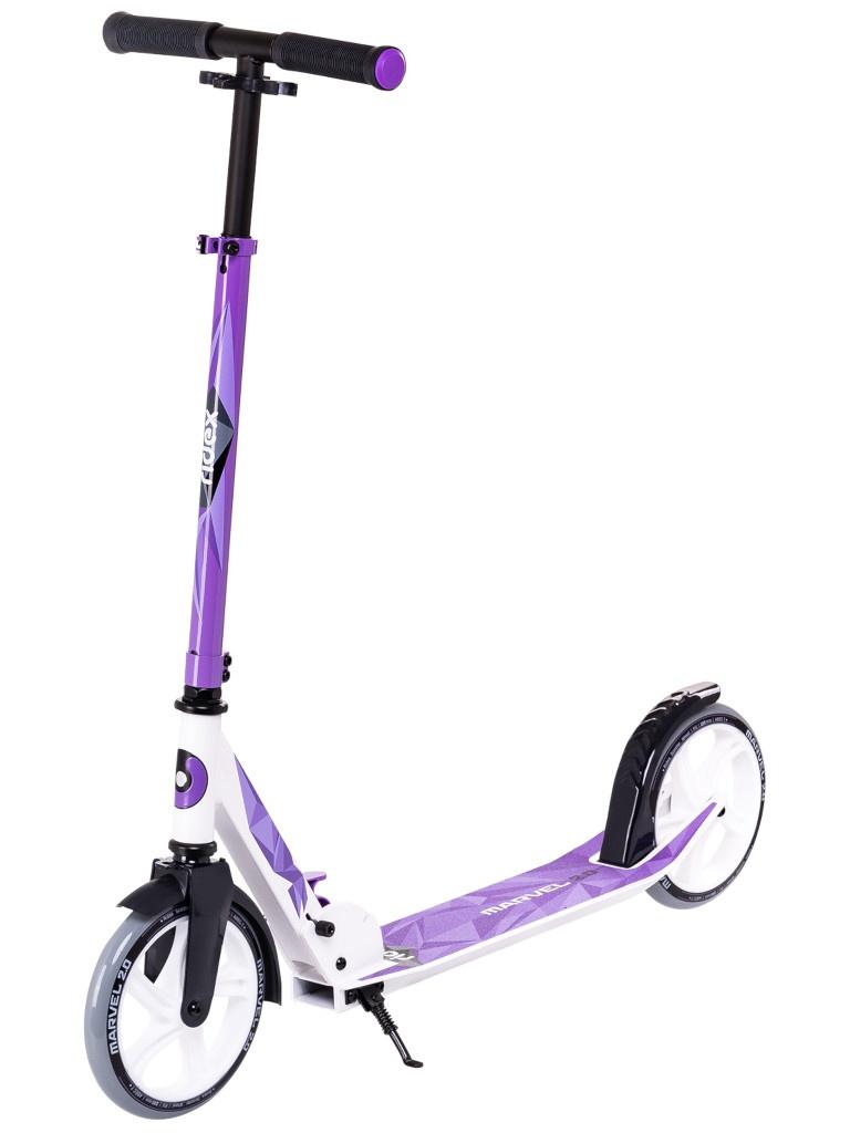 Самокат Ridex Marvel 2.0 R 200mm White-Purple