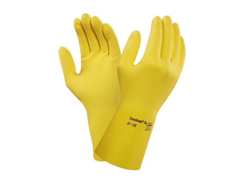 Перчатки защитные Ansell Эконохэндс 87-190 р.9.5-10