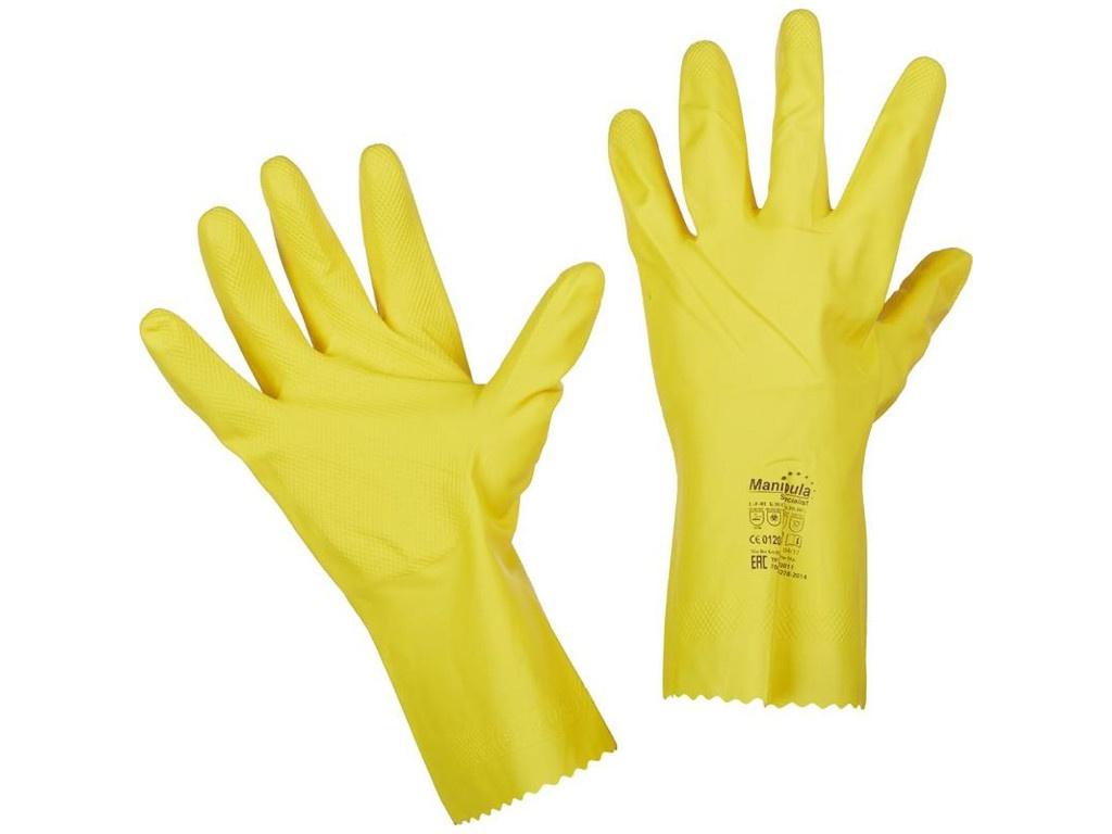 Перчатки Manipula Specialist Блеск L-F-01 р.8-8.5