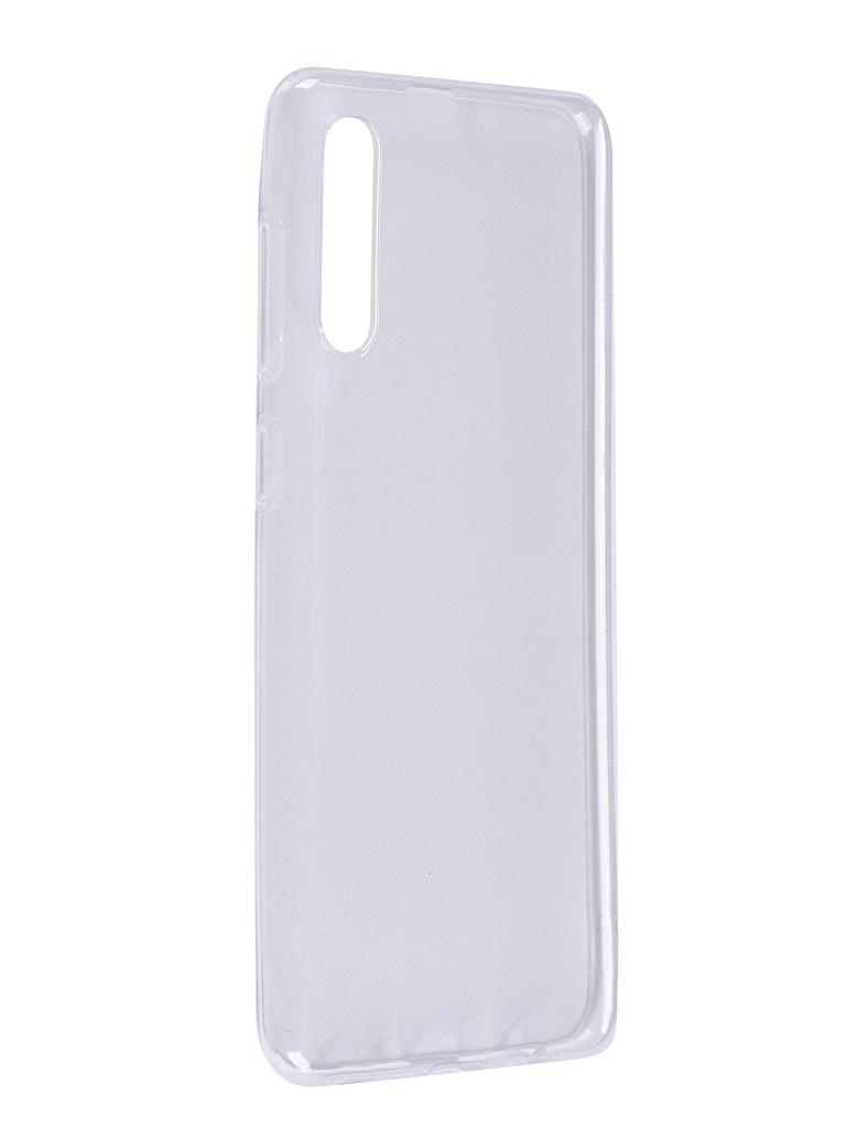 Чехол iBox для Samsung Galaxy A30s Crystal Silicone Transparent УТ000018524