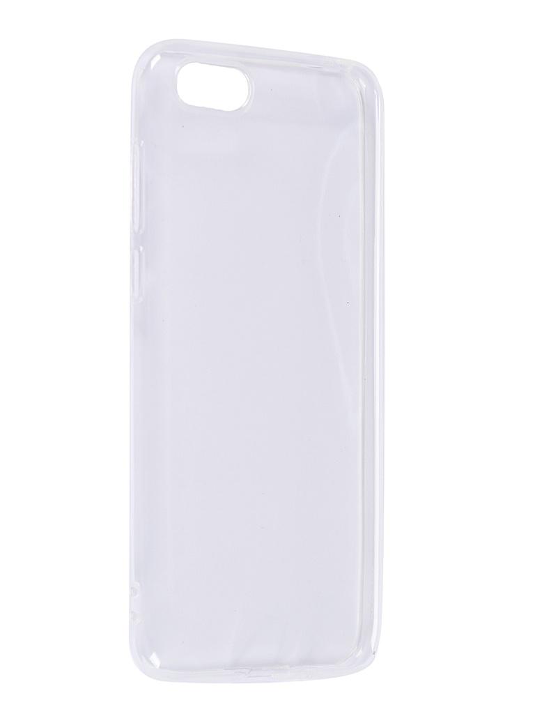 Чехол iBox для Huawei Y5 Lite 2018 Crystal Silicone Transparent УТ000016504