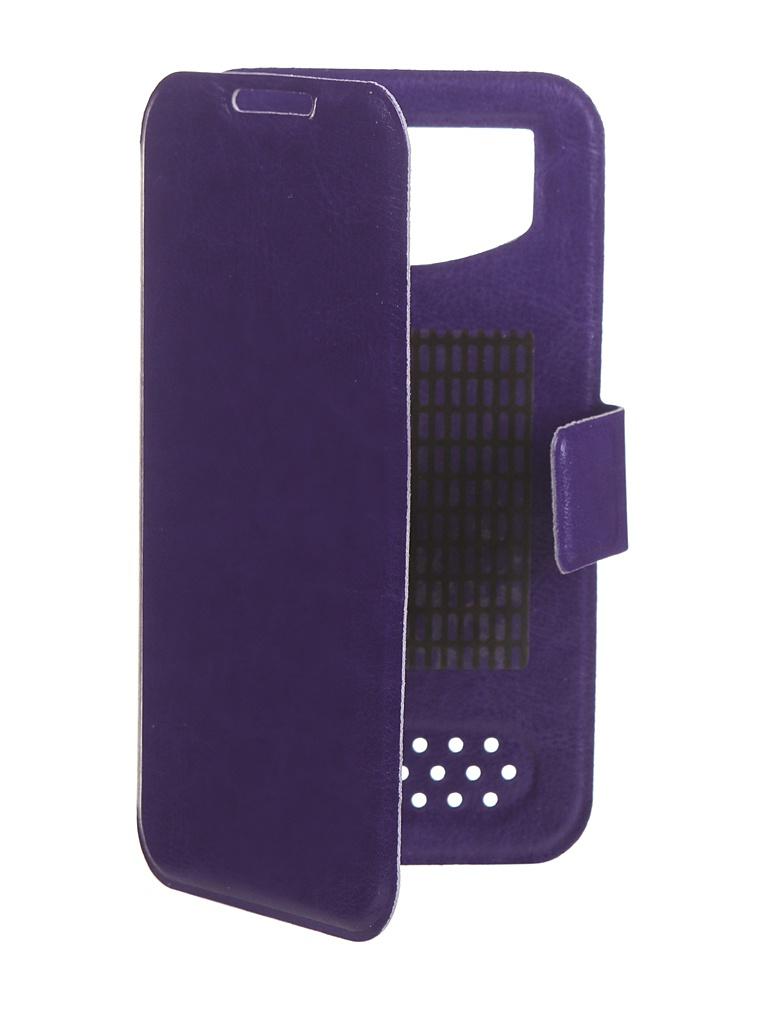 Чехол iBox Universal 4.2-5-inch Purple УТ000005635