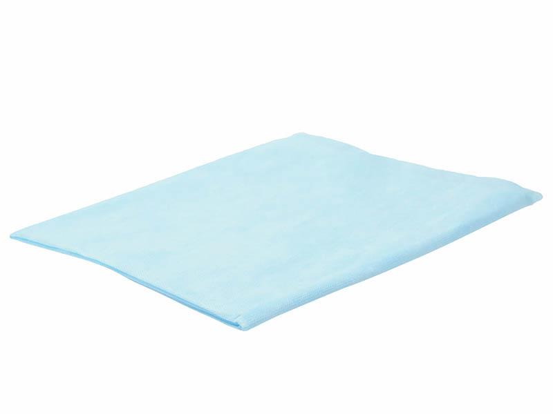 Салфетка одноразовая Гекса стерильная 45x45cm Light Blue 630140