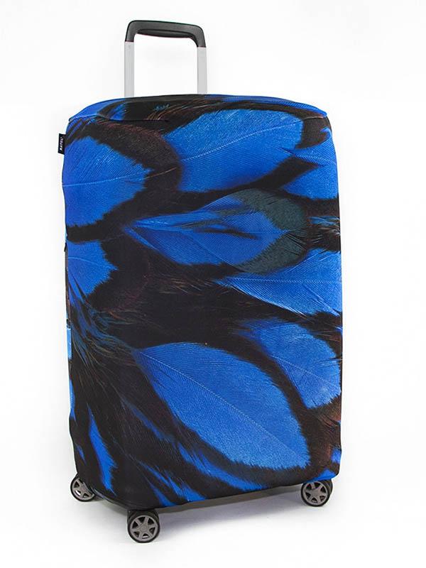 Чехол для чемодана RATEL Neoprene размер M Animal Plumage