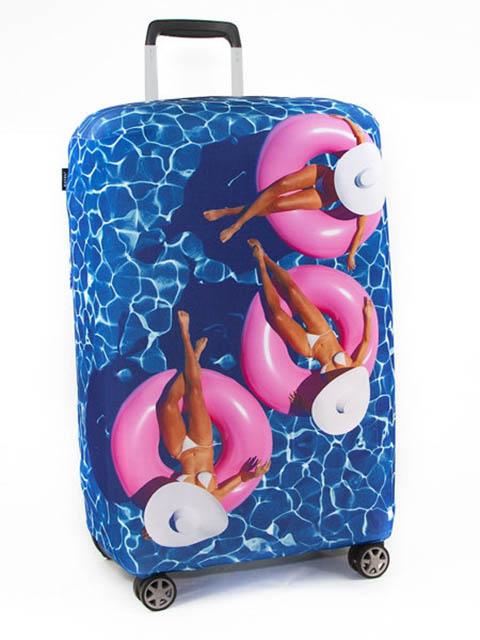 Чехол для чемодана RATEL Travel размер S The Three Graces