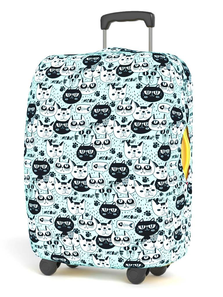 Чехол для чемодана RATEL Animal размер S Kittens