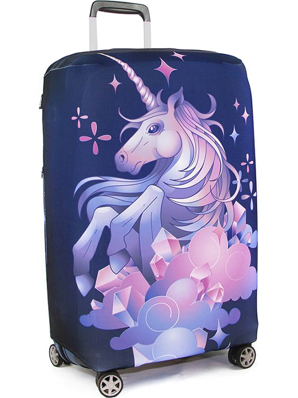 Чехол для чемодана RATEL Animal размер L Unicorn