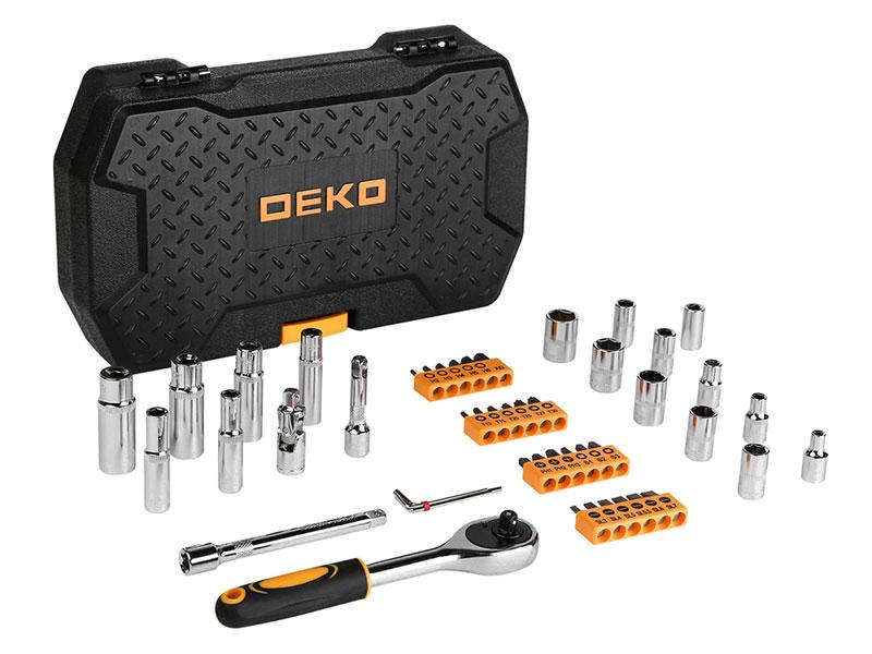 Набор инструмента Deko DKMT49 065-0774