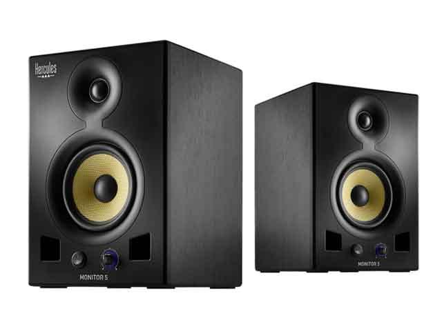 Колонка Hercules DJ Monitor 5 4780905