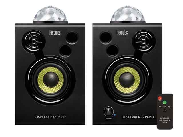 Колонка Hercules DJ Speaker 32 Party 4780891