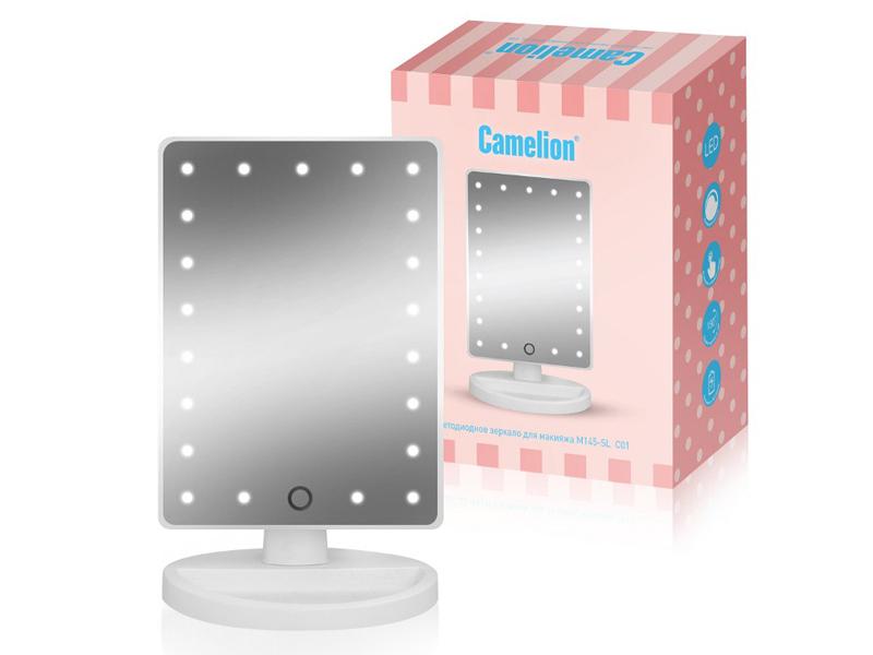Зеркало с подсветкой Camelion M145-SL C01 14006