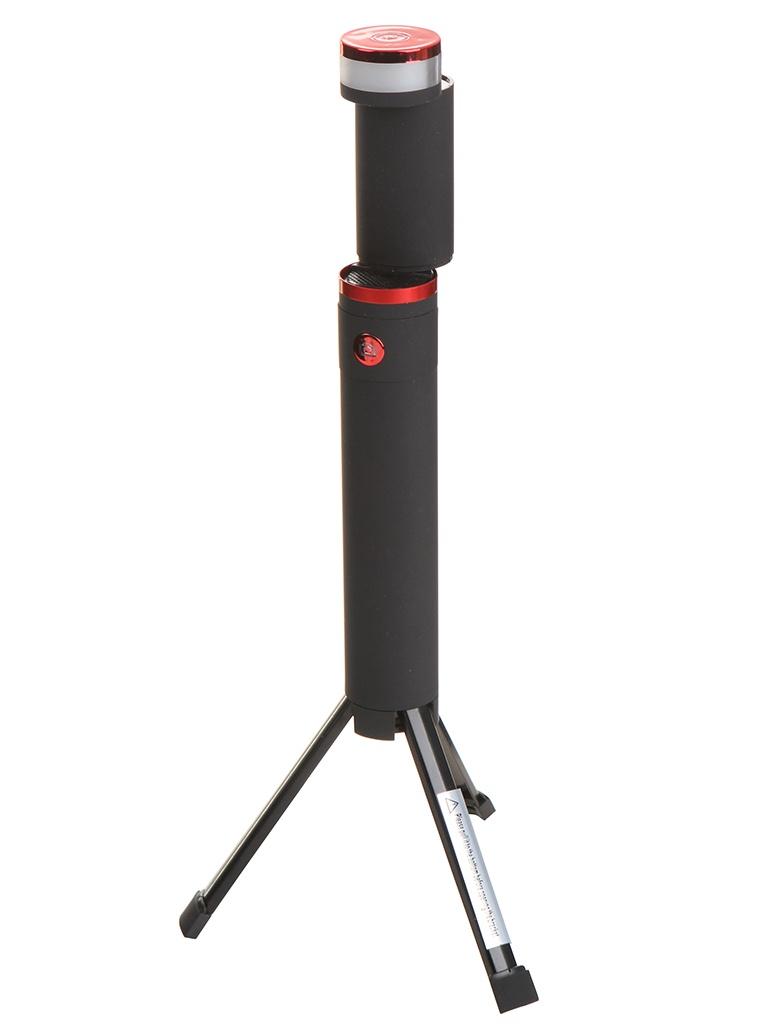 Фото - Штатив Red Line Ezra BST01 Black УТ000019040 штатив devia 360 degree selfie stick wire red