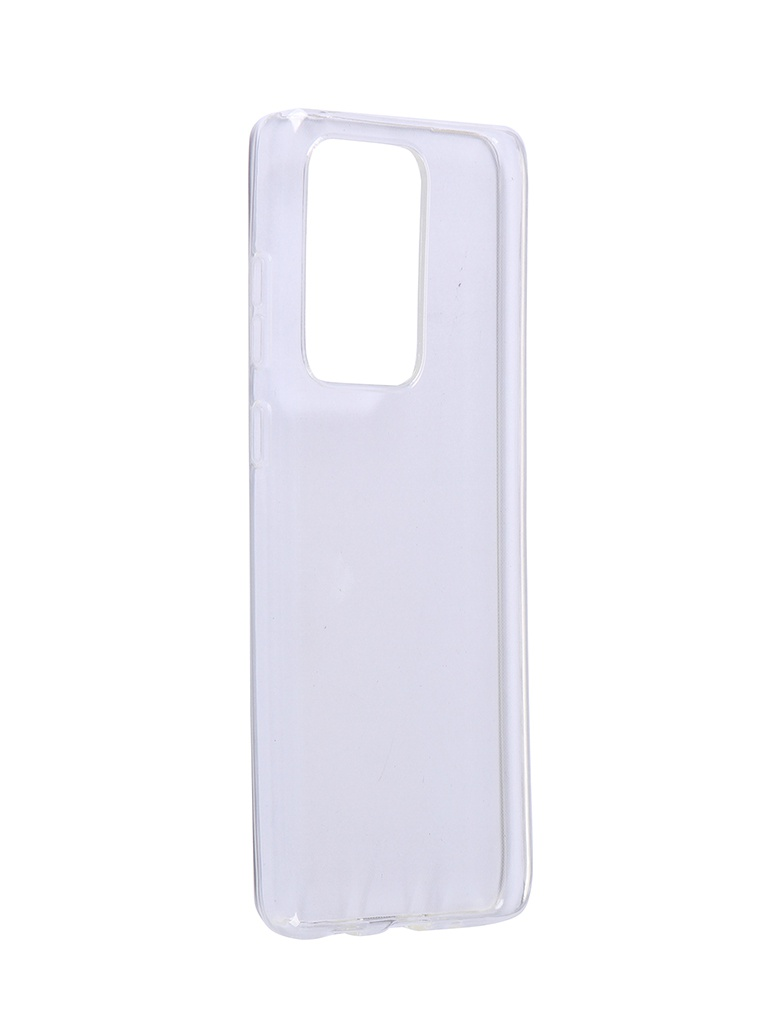 Чехол iBox для Samsung Galaxy S20 Silicone Ultra Crystal Transparent УТ000019663 цена и фото