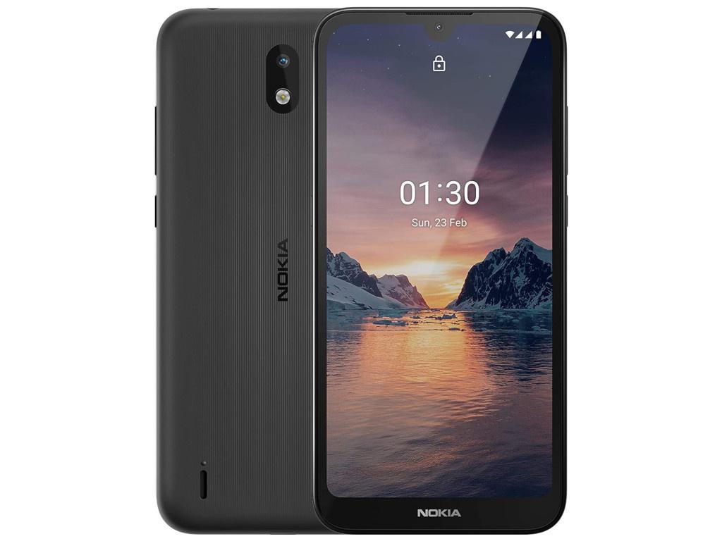Сотовый телефон Nokia 1.3 1/16GB Dual Sim Charcoal