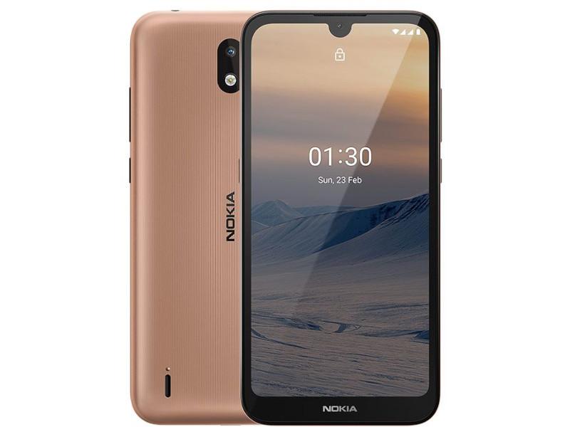 Сотовый телефон Nokia 1.3 1/16GB Dual Sim Sand