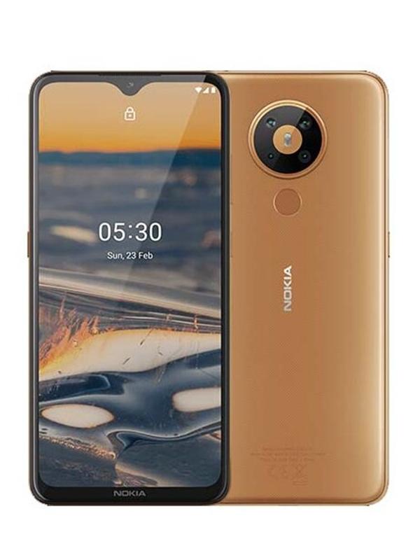 Сотовый телефон Nokia 5.3 (TA-1234) 4/64Gb Sand