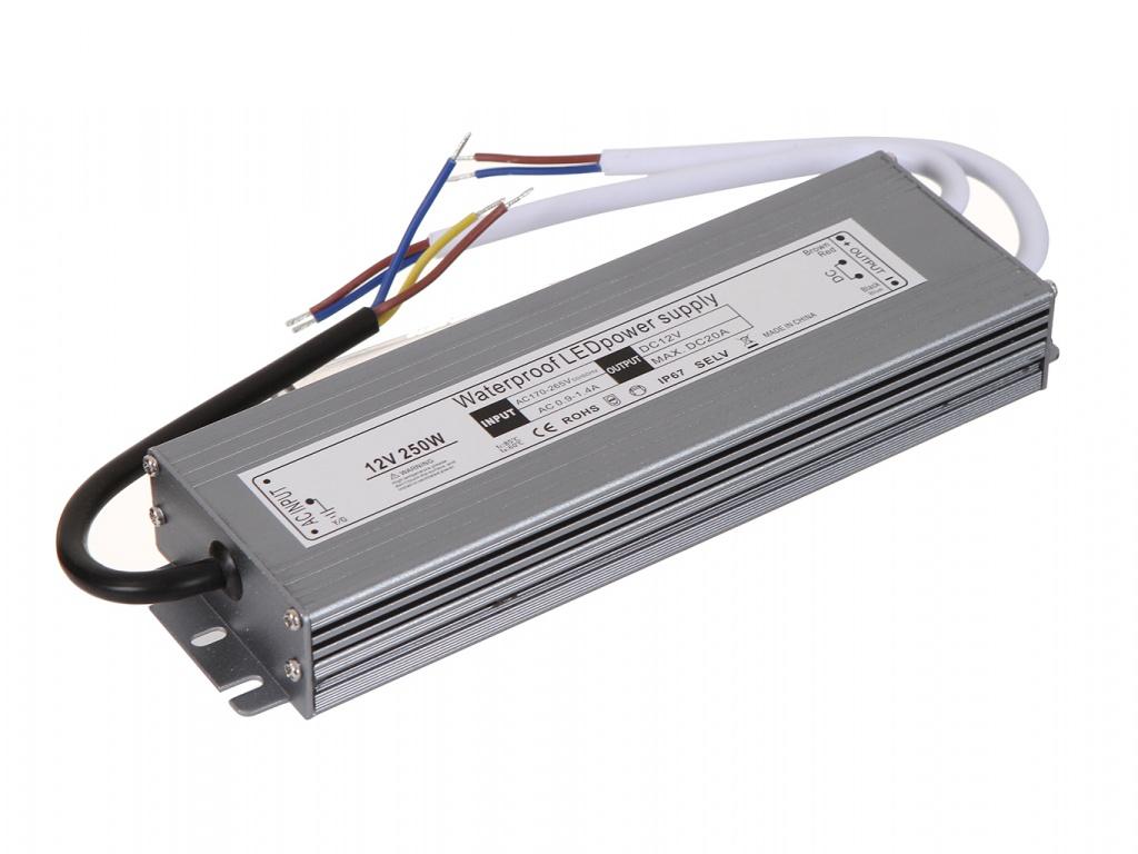 Блок питания URM SLS-N-250W 12V 20.8A IP67 С10399